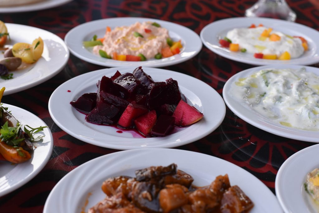 Sharm el Sheikh - Food