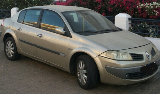 Renault-MEGAN-French- FOR SALE