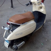 """scooter bike SAHCE AMICI 2<i title=""""Details removed by SharmWomen""""> [Details removed by SW] </i>CC"""