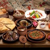 NUMA Georgian restaurant