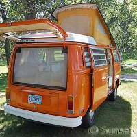 Westfalia VW Camper Bus for sale.