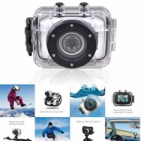 Brand new Action camera with 20 meters waterproof case and all accessories: $90 only!