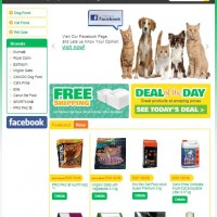 Your pet food... for less price