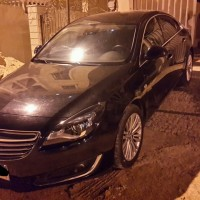 Opel insignia for rent