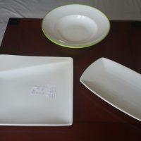Chinaware and Glasses special sale for restaurant