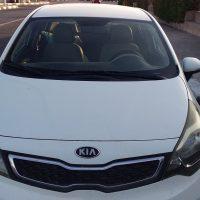 Kia Rio Gulf Model 2013