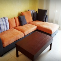 FOR RENT: well-furnished two bedroom apartment in Gold Sharm, Naama Bay
