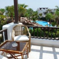 Pool View Paradise, Delta Sharm 1 Bed top floor, 82m2 of Beauty