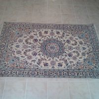Cream-coloured Persian Rug for sale