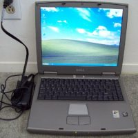 LAptop Dell 1150 for sale