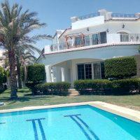 Sea View 5 bedrooms Villa