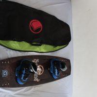 Wake Board and Wake Board bag for sell