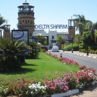 One bedroom apartment in Delta Sharm