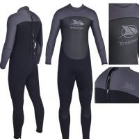 New Trespass Mens Full Wetsuit 5Mm - Ex Large