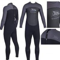 New Trespass Men's full Wetsuit, 5 Mm, Ex Large,