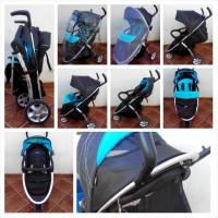 GEOBY baby stroller from birth to 3 years. Used