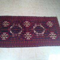 Red Arabic Rug for sale