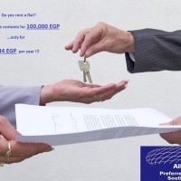 South Sinai Allianz - Insure your flat contents only from 334 EGP per year!!!