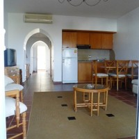 amazing sea view one bed room flat in first line 5* hotel