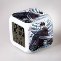 Japanese Anime themed Digital alarm clocks.