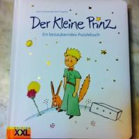 """Book in German """"Der Kleine Prinz"""""""