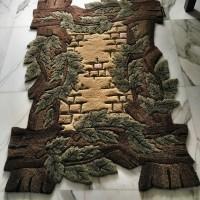Carpet for reception