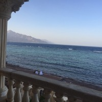 Flat in Dahab first line sea front