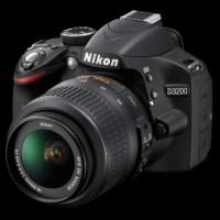 Nikon camera d3200 full HDSLR for sale used 4 months