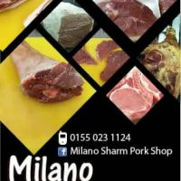Fresh Pork meat & products