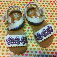 Disney Sandals (Sofia the first) for girl 3-4 years old