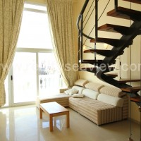 FOR RENT - one bedroom duplex in Royal Club, Hadaba.