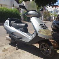 PIAGGIO HEXAGON Scooter 250cc