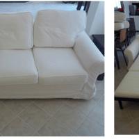 Ikea 3-seater Ektorp Sofabed