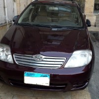 Toyota Corolla 2004, Full option, Automatic
