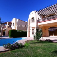 FOR RENT - private villa inside hotel, Nabq. Free access to the beach.