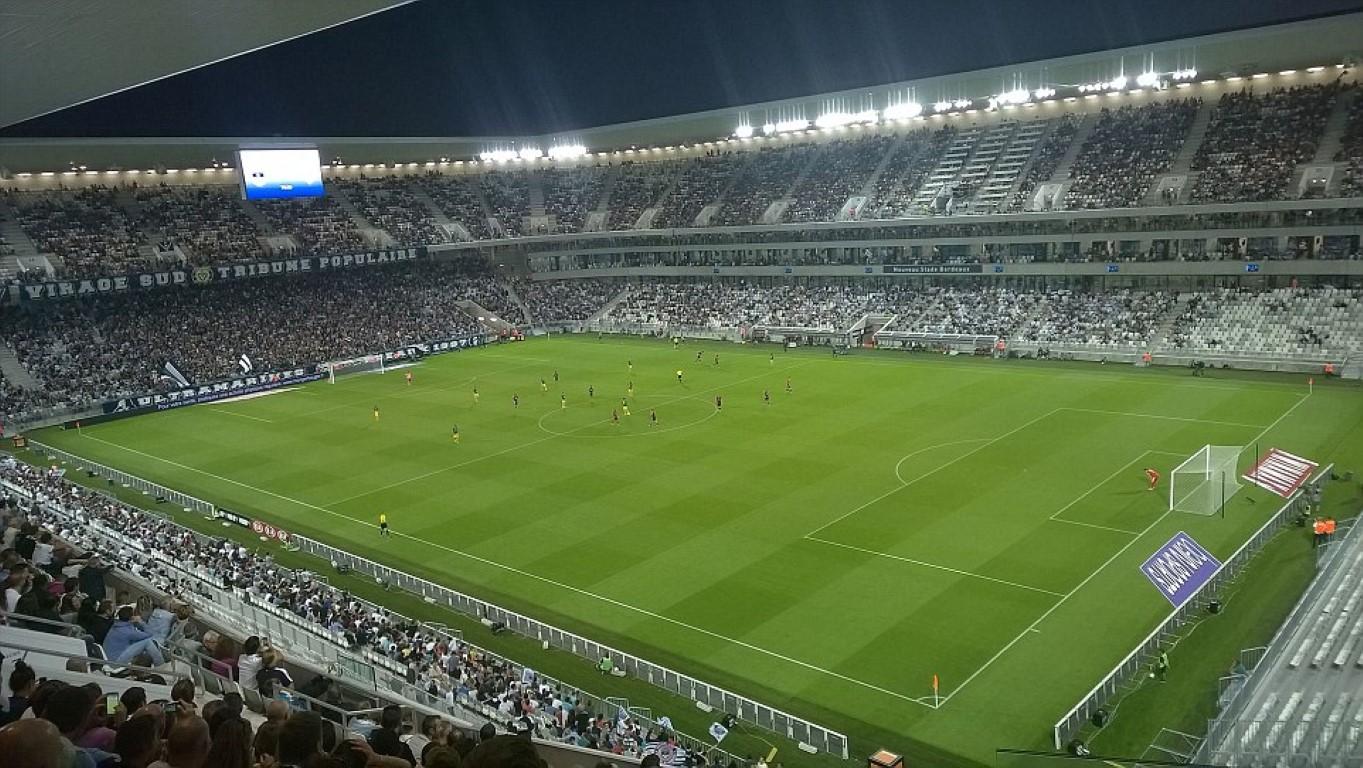 BORDEAUX Stade de Bordeaux