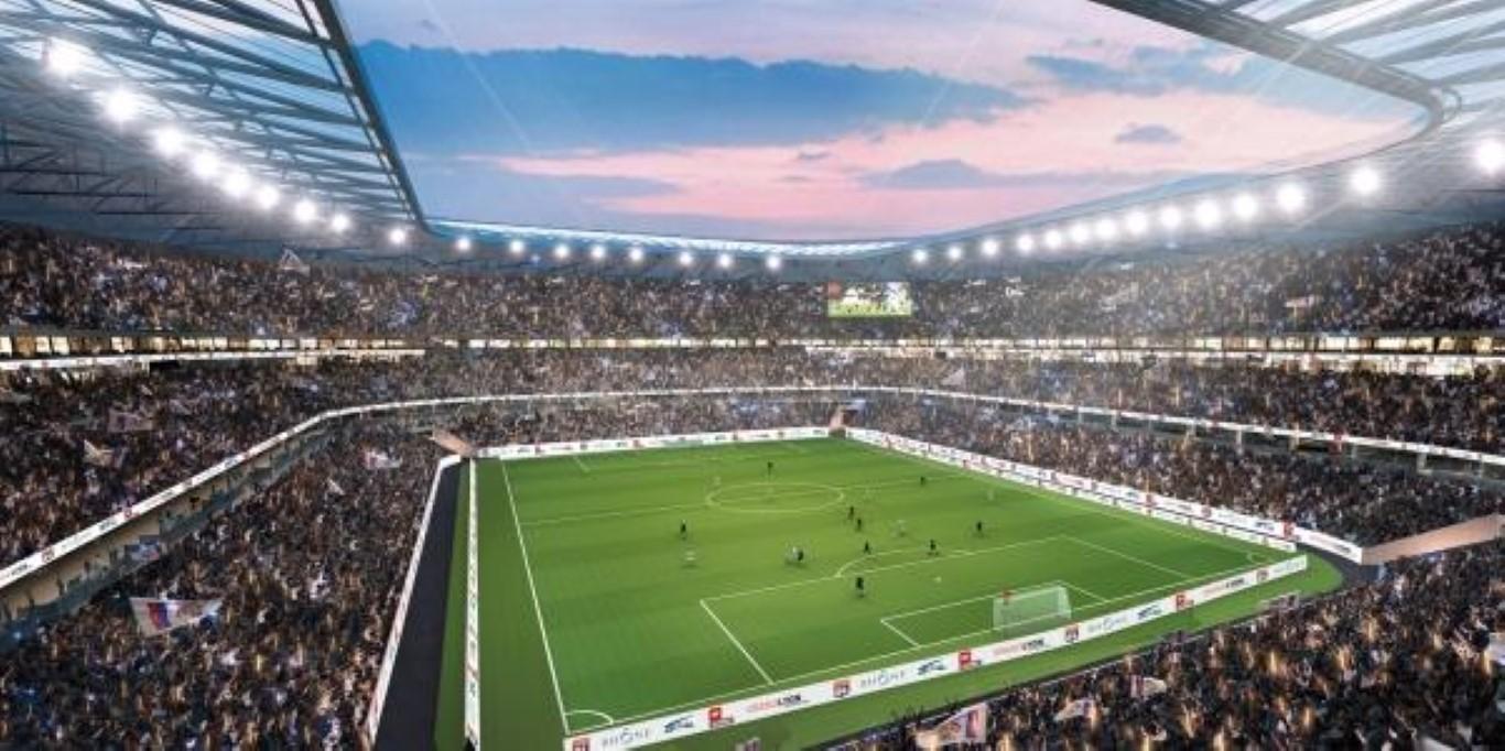 LYON Stade de Lyon