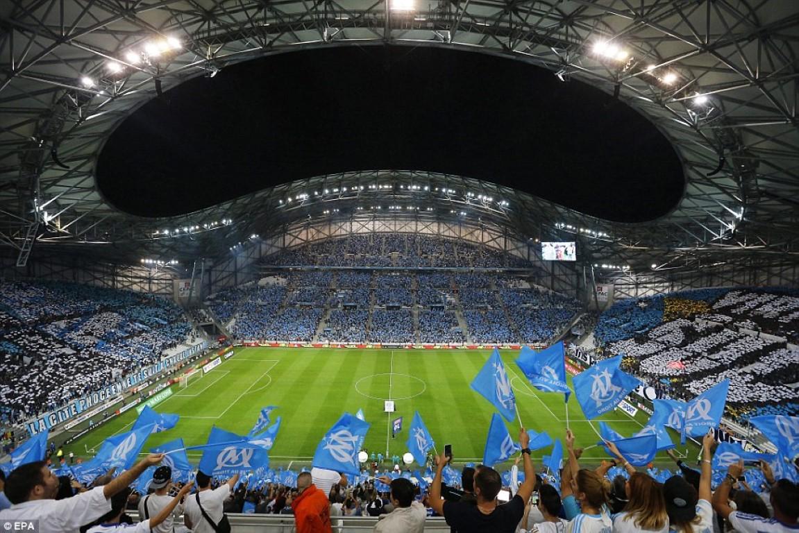 MARSEILLE Stade Velodrome