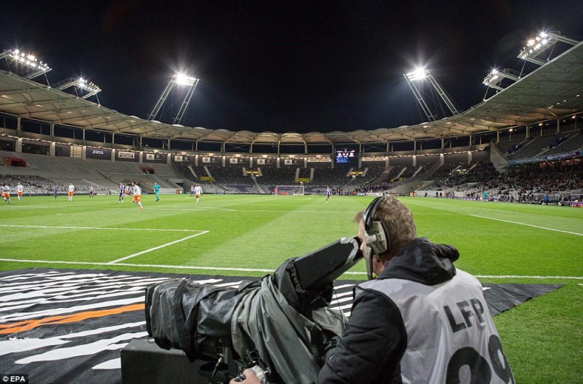 TOULOUSE Stadium de Toulouse