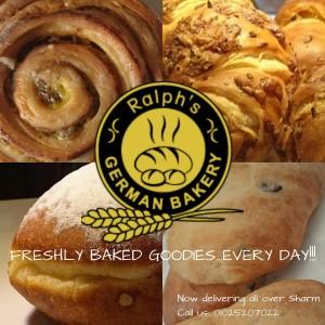 Ralph's German Bakery at SIBS