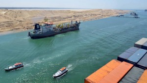What you need to know about the 'New Suez Canal'